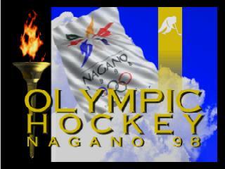 Olympic Hockey Nagano '98