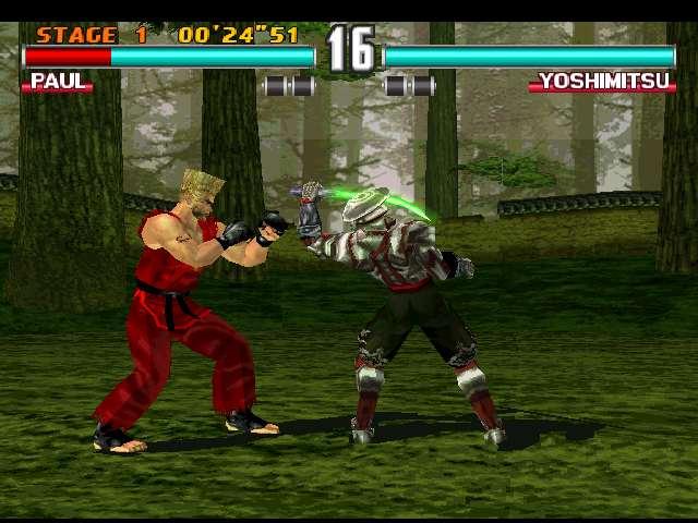 Tekken 3 (TET1/VER.E1)