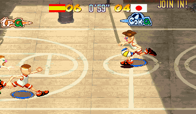 Capcom Sports Club (Euro 970722)