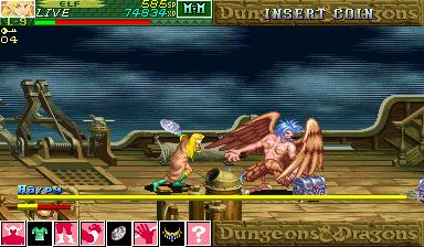 Dungeons & Dragons: Shadow over Mystara (Euro 960619)