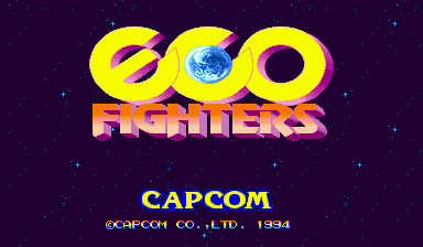 Eco Fighters (World 931203)