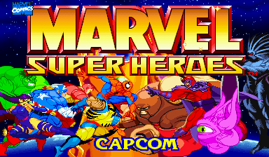 Marvel Super Heroes (Euro 951024)