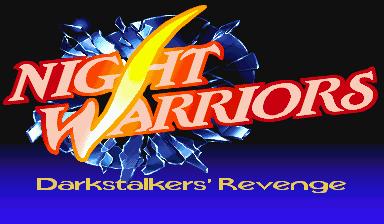 Night Warriors: Darkstallkers' Revenge (Euro 950316)