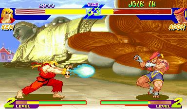 Street Fighter Alpha: Warriors' Dreams (Euro 950727)