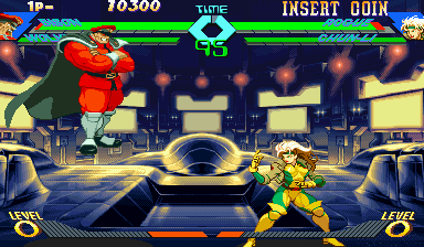 X-Men Vs. Street Fighter (Euro 961004)