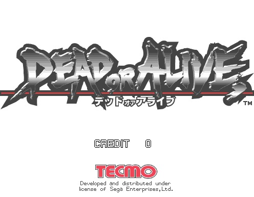 Dead or Alive [Model 2A CRX]