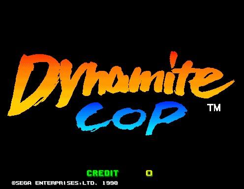 Dynamite Cop [Model 2A CRX]