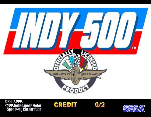 Indianapolis 500 [Model 2B CRX]