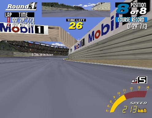 Sega Touring Car Championship [Model 2C CRX]