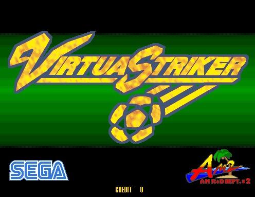 Virtua Striker [Model 2B CRX]