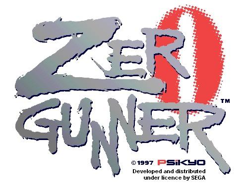 Zero Gunner [Model 2B CRX]