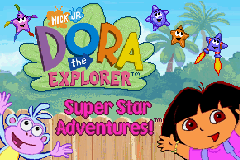 Dora the Explorer - Super Star Adventures!