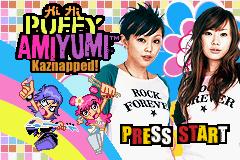 Hi Hi Puffy AmiYumi - Kaznapped!