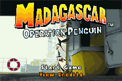 Madagascar - Operation Penguin